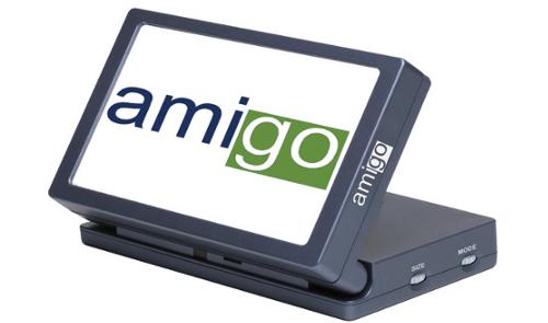 Amigo Portable Magnifier - Sensory Solutions