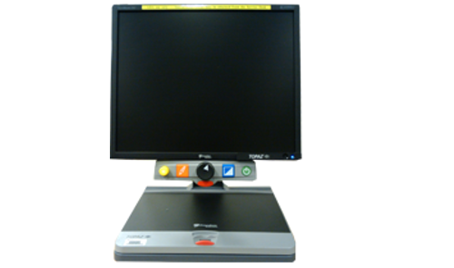 Topaz Desktop Magnifier - Sensory Solutions