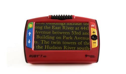Ruby 7 HD - Sensory Solutions