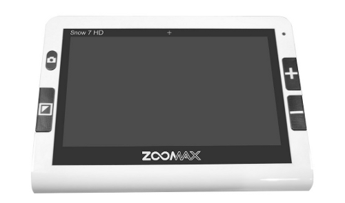 "Zoomax Snow 7"" Demo Unit for Sale - Sensory Solutions"