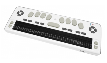 Braille EDGE 40 Braille Display Demo Unit for Sale - Sensory Solutions