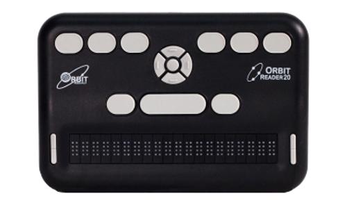 Orbit Reader 20 - On sale at Sensory Solutions