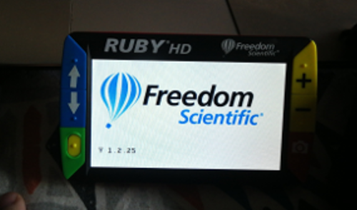 "Ruby 4.3"" HD for Sale - Sensory Solutions"