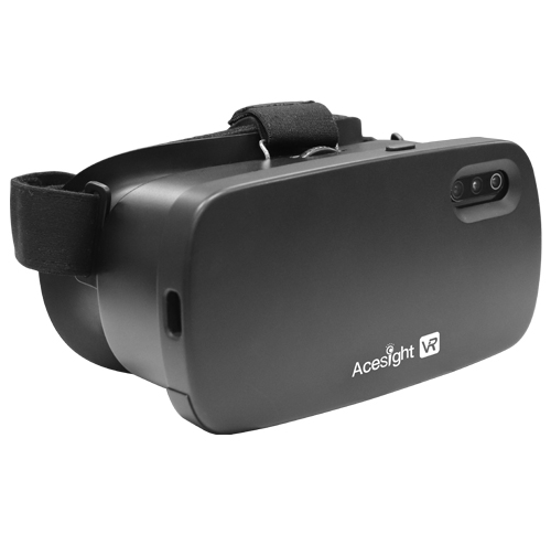 Acesight VR side view
