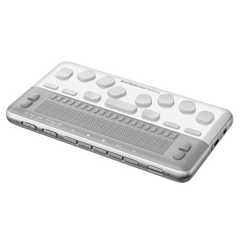 BrailleSense Polaris MINI Front View
