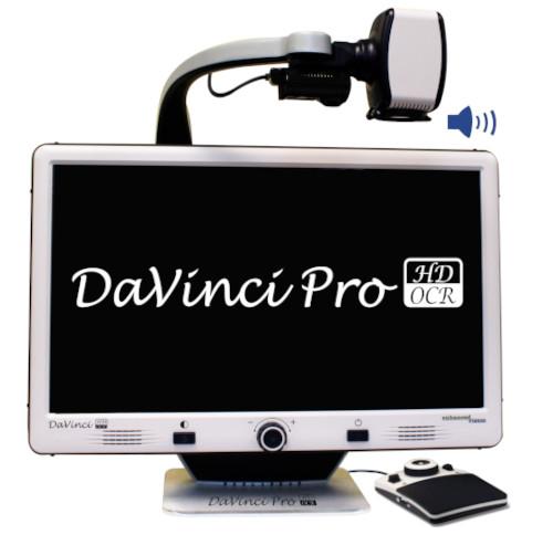 DaVinci Pro HD/OCR Front View