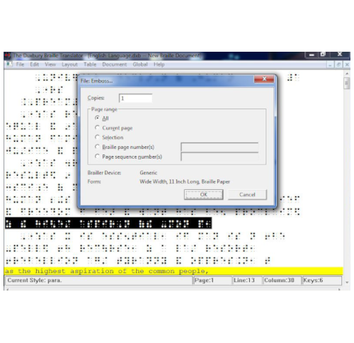 Duxbury Software on Screen