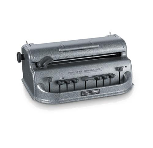 Perkins Brailler Grey